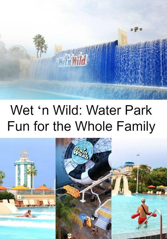 Wet N Wild Water Park Orlando, Florida  (photos courtesy of Mom It Forward)