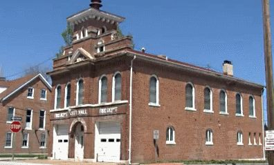 One day I would love to live in a refurbished firehouse