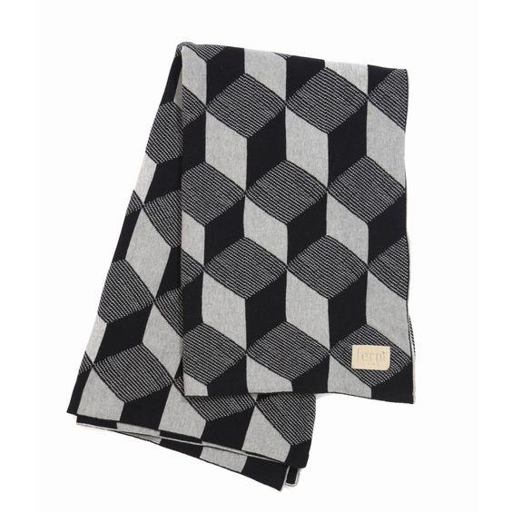 ferm Living - Knitted Blanket