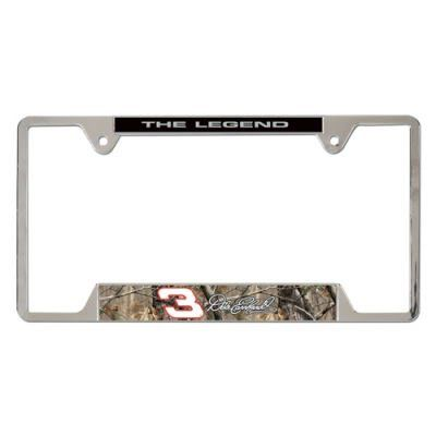 Wincraft Dale Earnhardt Realtree License Plate Frame - http://www.autosportsart.com/wincraft-dale-earnhardt-realtree-license-plate-frame - http://ecx.images-amazon.com/images/I/31QUS3j78WL.jpg