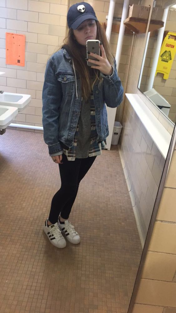 Dad hats, Hat outfits and Adidas superstar on Pinterest