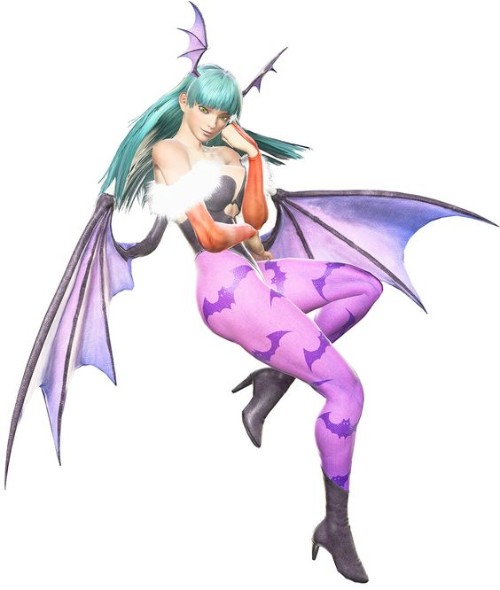 Morrigan from Marvel vs. Capcom: Infinite