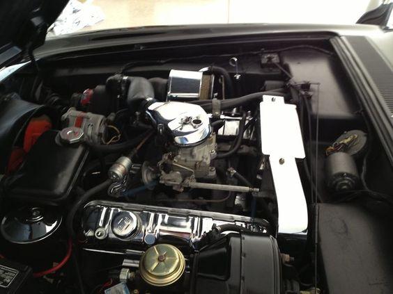 1963 Studebaker Avanti R2 - 4.7L 4737CC 289Cu. In. V8 GAS OHV Supercharged - Exterior Color:Black - Interior Color:Rose