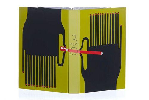 American illustration 30. Book cover design by Olimpia Zagnoli