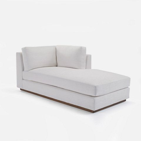 Desert Modern Sectional Chaise - Sofas / Loveseats - Furniture - Products - Ralph Lauren Home - RalphLaurenHome.com | For the Home | Pinterest | Chaise sofa ... : modern sofa chaise - Sectionals, Sofas & Couches