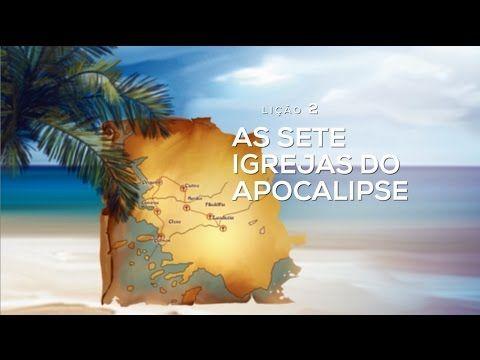 Lição 2 - Bíblia Fácil Apocalipse - As Sete Igrejas do Apocalipse (3ª Temporada)