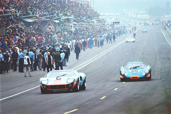 ford gt40 gulf 1969 le mans 24h wheels pinterest the o 39 jays le mans and ford gt40. Black Bedroom Furniture Sets. Home Design Ideas