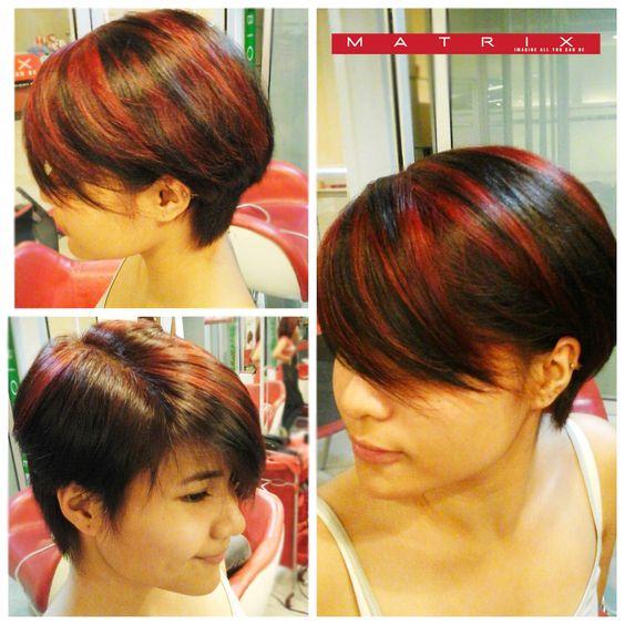 Matrix Philippines Salon Professionals Used Wonderlight G And