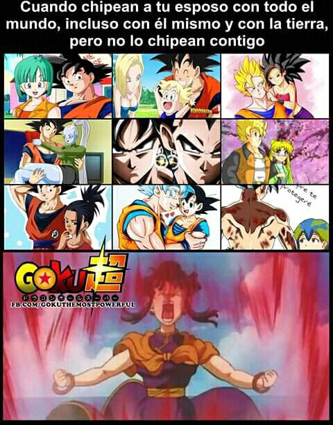 Memes De Dragon Ball Super Memes De Anime Memes Dragones