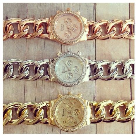 Glam Link Watches