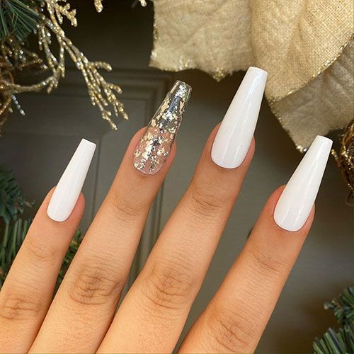 65 Best Coffin Nails Short Long Coffin Shaped Nail Designs For 2020 In 2020 Coffin Shape Nails Long Acrylic Nails Coffin White Acrylic Nails