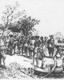 African slaves arrive at Jamestown | African American Registry