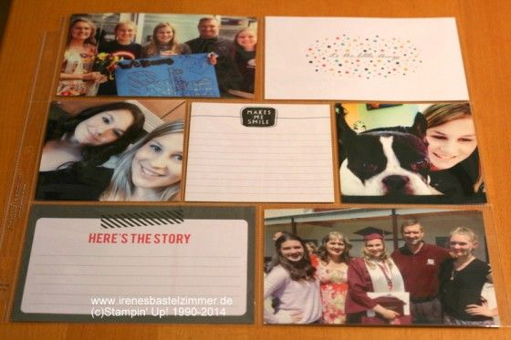 Stampin' Up!-Project Life
