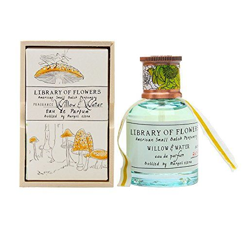 Library Of Flowers Eau De Parfum Willow Water Library O Willow Water Eau De Parfum Water
