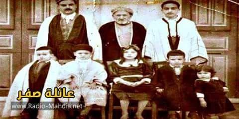 آل صفر بقلم رشيد صفر يقول رشيد صفر كان جدي من الأم محمد صفر يقول لي وأنا لم أتجاوز العاشرة من عمري إن العائلات التي تحمل لقب صفر وا