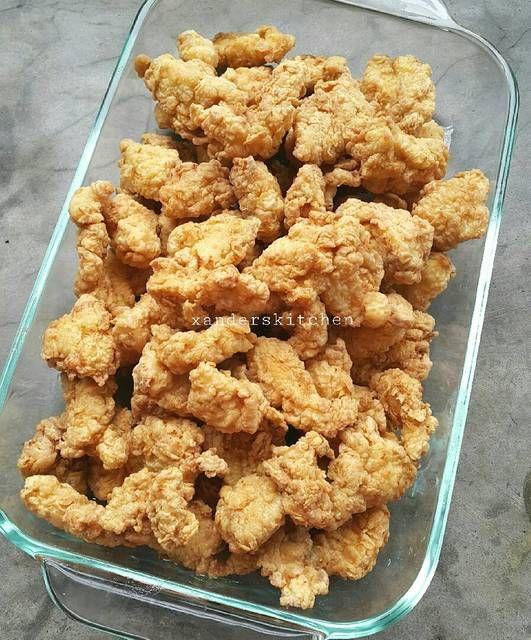Resep Ikan Goreng Tepung Renyaaah Oleh Xander S Kitchen Resep Resep Ikan Resep Makanan Balita Makanan Dan Minuman