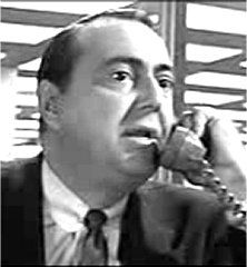 Willard Waterman- probably his greatest success was in radio as The Great Gildersleeve, but he did some movies and a fair amount of TV work.  I'm one of those who remember him, and his show, on radio.  A good broad-comic actor.