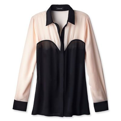 Fall 2012 Fashion Trends: Bebe top