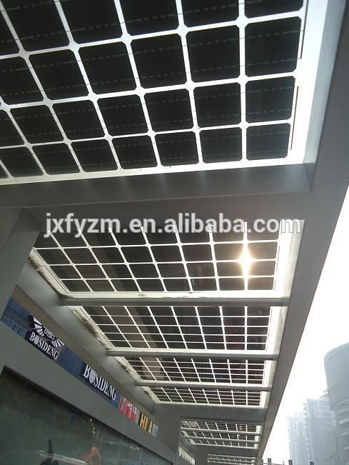 Bipv Monocrystalline Silicon Bipv Transparent Solar Panels Spend Significantly Less On Your Energy Buy Solar Panels Solar Panel Cost Solar Technology