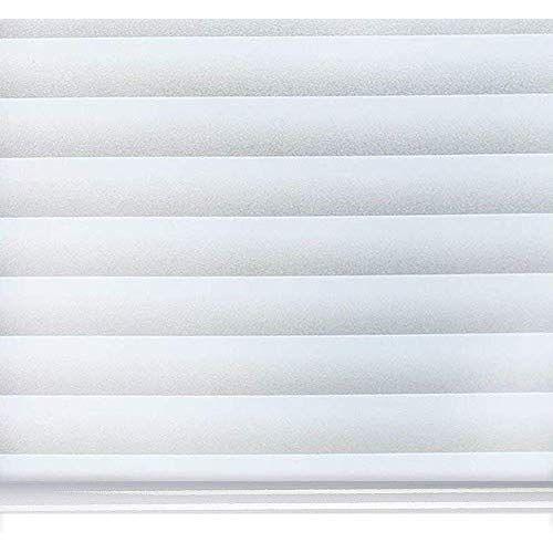 窓に貼るブラインド 目隠しシート ガラスフィルム 断熱シート 紫外線カット 遮光 飛散防止 静電気吸着 めかくし シート シール 貼ってはがせる 外から見えない 網ガラスも適用 ブラインド 44 5 200cm シート 窓 断熱