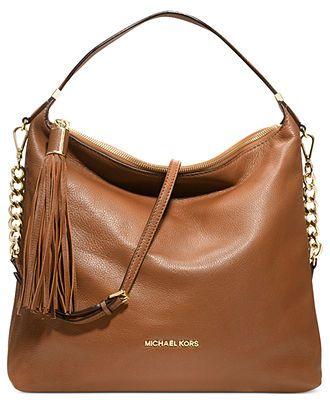 MICHAEL Michael Kors Handbag, Weston Large Shoulder Bag - Handbags & Accessories - Macy's