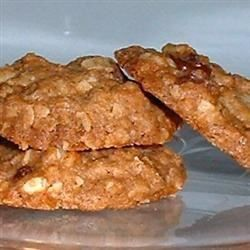 Cape Cod Oatmeal Cookies