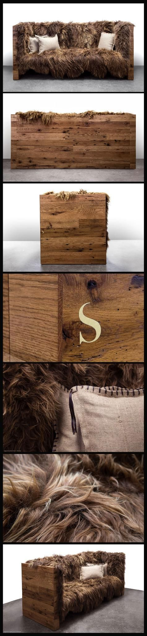 The long, Wool and Couch on Pinterest