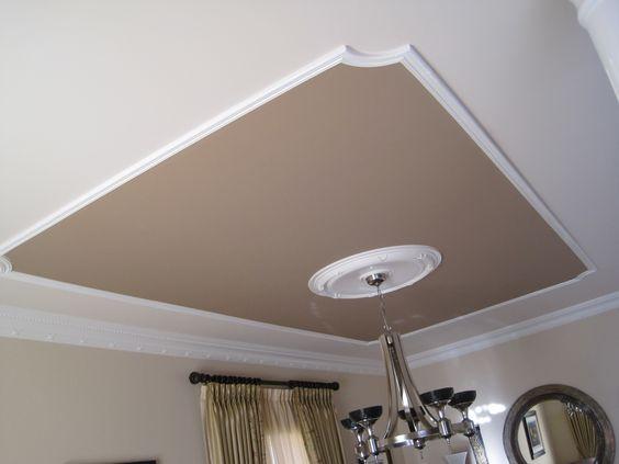 Ceiling Trim Unique Custom Mouldings Trim Ceiling Trim House Ceiling Design Pop Design For Roof
