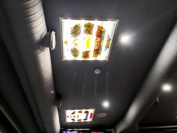 Светильники с гербами