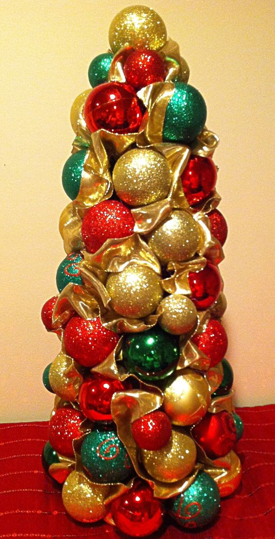 pinterest dollar store crafts | My version of another Pinterest Christmas Craft. I used dollar store ...