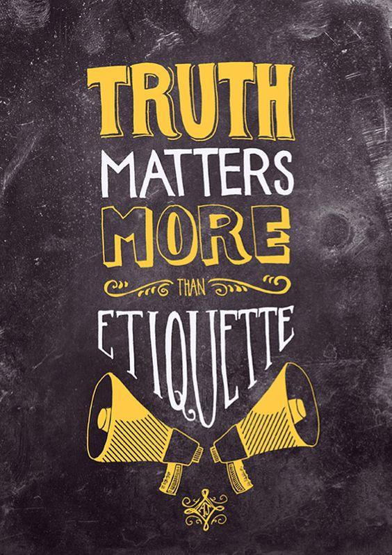 Truth Matters by Joyce Pfeifer