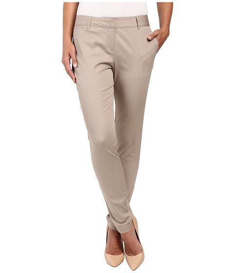 Pendleton Day After Day Pants Soft Taupe Stretch Twill - 6pm.com