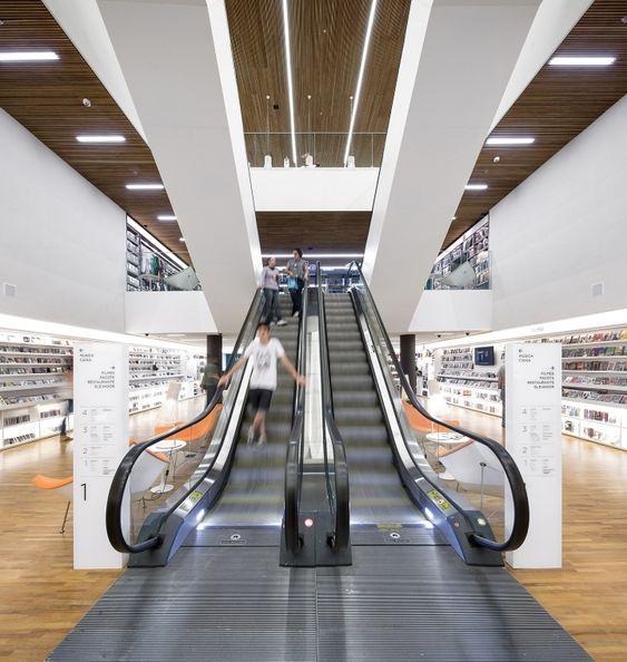 Cultura Bookstore by Studio MK27, São Paulo – Brazil » Retail Design Blog