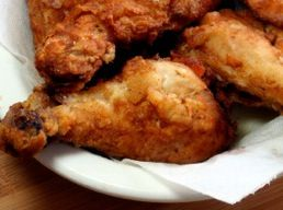 http://www.culinate.com/recipes/collections/Contributors/Merrill Stubbs/Chicken Betty's Fried Chicken and Gravy