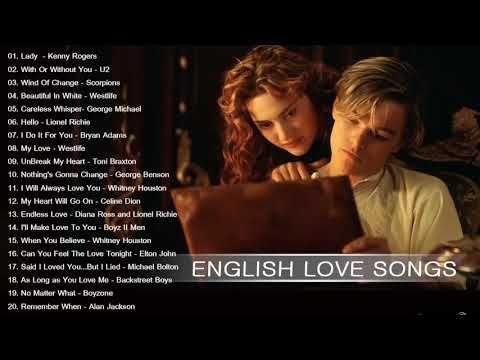 Clasicos Romanticos En Ingles De Los 80 Y 90 Viejitas Pero