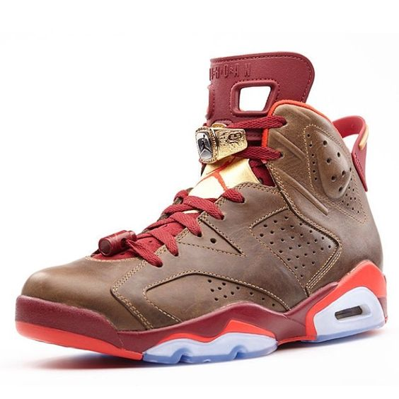 "Is the Air Jordan 6 ""Cigar"" the best Retro of the year?  See the official photos on Sneakernews.com"