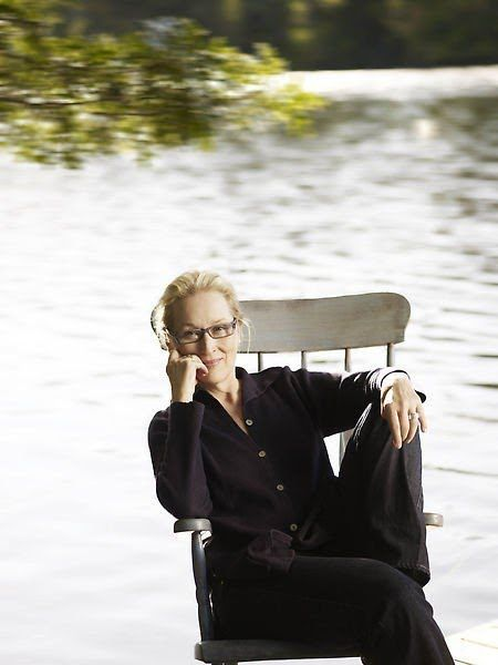 Meryl Streep.Cancer Sun