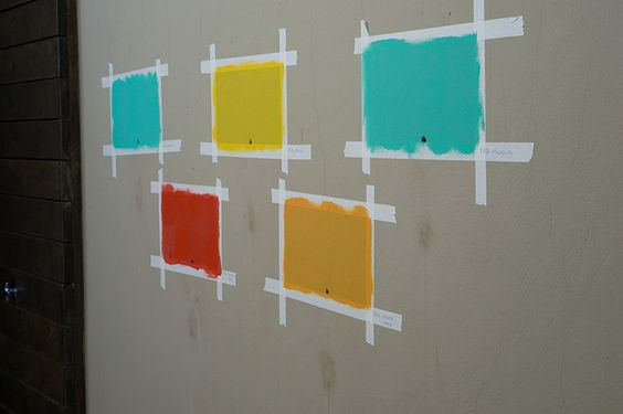 Nunca mais erre a cor de seu ambiente: faça um teste de cores - limaonagua
