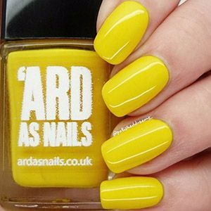 PRE-ORDER 'Ard As Nails- Creme- Banana Smoothie