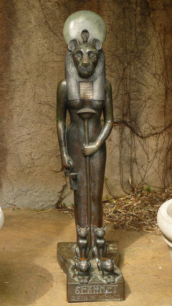 egyptian art sakhmet Usually in ancient egyptian art when ones leg is forward it looks as though all the statues weight egyptian art case egyptian art: sakhmet egyptian.