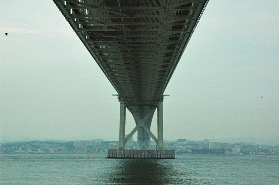 Akashi Kaikyo World's Longest Suspension Bridge
