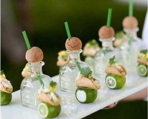 give in to something you kiboshed during planning the wedding: maybe you didn't want to hand out shots of patron at the reception because you didn't want the party to get too rowdy. arrange for them. surprise your man!