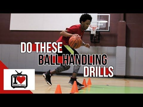 3 Basketball Dribbling Drills To Get Better Handles Youtube