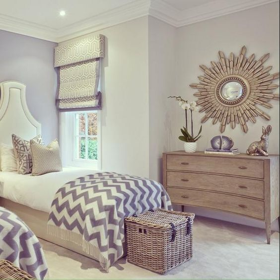 Sophie Paterson Interiors: Sophie Paterson Interiors, Bedroom, Twin Beds