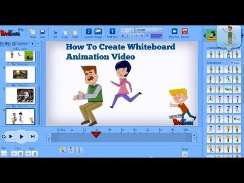 How To Make Whiteboard Animated Videos On Your Computer Videoscribe W Make Your Own Animation Animation Whiteboard Animation