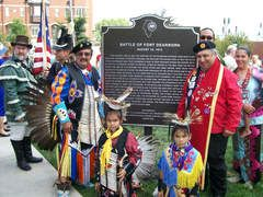 200th anniversary of the Battle of Fort Dearborn is Wednesday, August 15, 2012