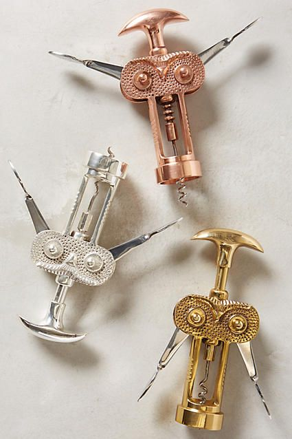 golden winged wine corkscrews