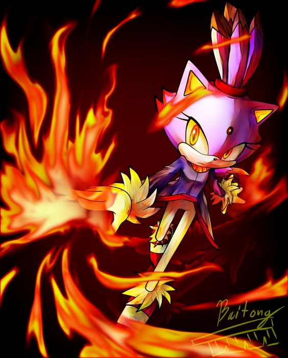 Fear the power of the flames!! by Baitong9194 on DeviantArt