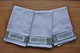 Zaaberry: A Towel Set
