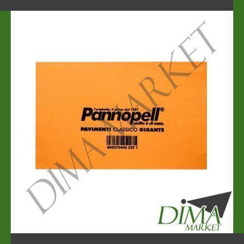 PANNOPELL PAVIMENTI CLASSICO GIGANTE 50X65CM ARANCIONE